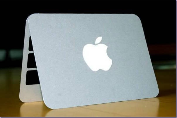 Cartão-Macbook