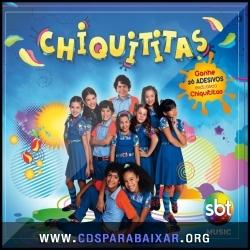 CD Trilha Sonora Novela Chiquititas SBT (2013), Baixar Cds, Download, Cds Completos