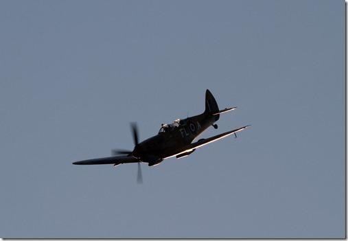 Omaka 2013 Spitfire
