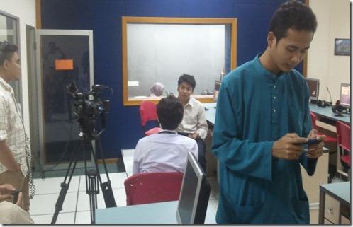 Krew TV al-hijrah menemuramah Bro Faiz Ramli dan juga Bro Ku Chai (Khusairi).