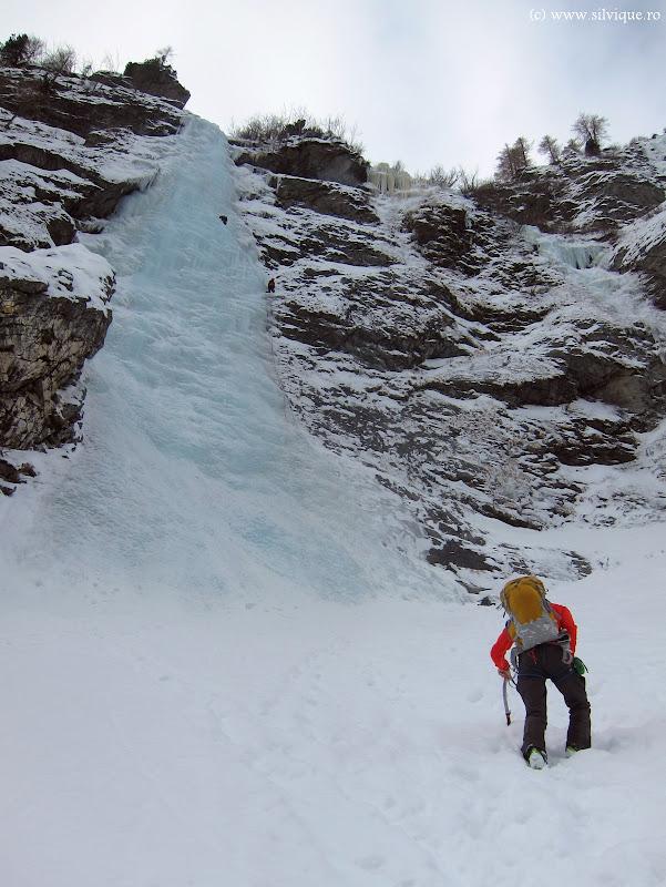 2013.02.17 - Valea Gastein, Austria (catarare la gheata si schi de tura)