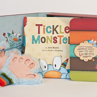 CMP Tickle Monster Set $35.00