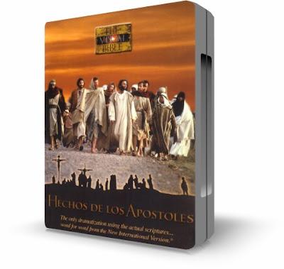 HECHOS DE LOS APÓSTOLES (Acts of the Apostles) [ Video DVD ] – Los grandes misterios e interrogantes que siguieron a la resurrección de Jesús