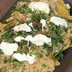 Kicked Up No-Bake Nachos