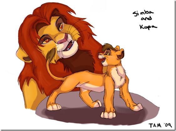 El Rey León,The Lion King,Simba (57)