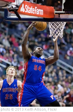 'Jason Maxiell' photo (c) 2013, Keith Allison - license: http://creativecommons.org/licenses/by-sa/2.0/