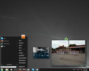 Black Windows 7 Theme