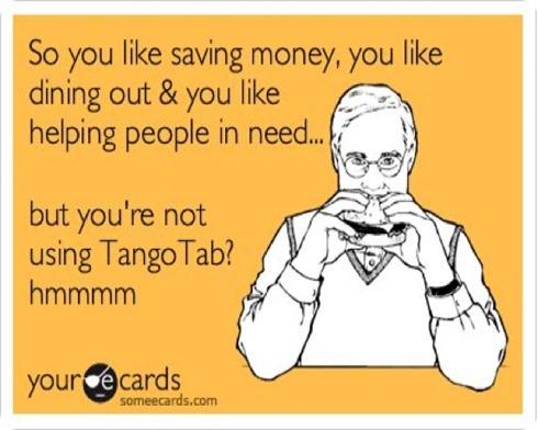 tango tab