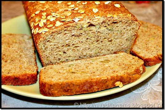 Multigrain Bread - IMG_8798