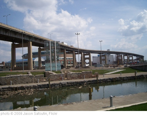 'Erie Canal Harbor project2, Buffalo NY April21 2008' photo (c) 2008, Jason Safoutin - license: http://creativecommons.org/licenses/by-sa/2.0/