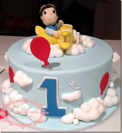 plane cake