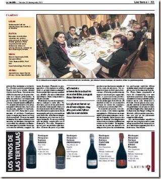 Hispano Suizas en tertulias La Razón