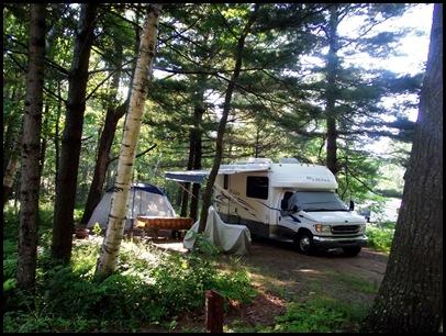 Camden Hills Campground 029