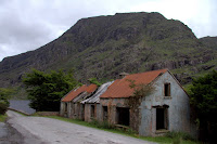 Old shop in the Gap of Dunloe