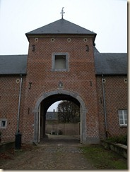 Kortessem, Printhagendreef 2: kasteel Printhagen