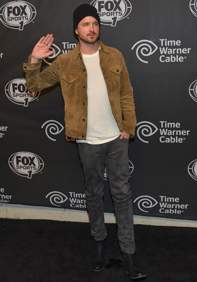 aaron-paul-suede-trucker-jacket