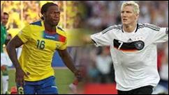 Ecuador - Alemania