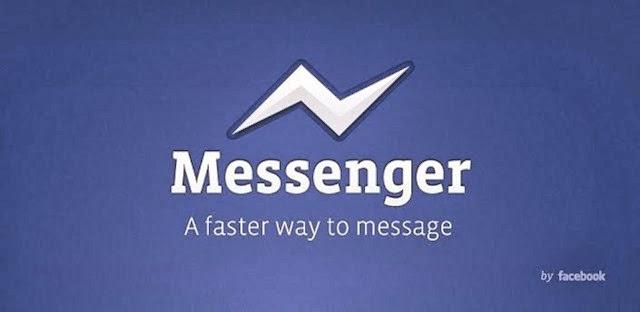 تطبيق شات الفيسبوك Facebook Messenger لأجهزة ويندوز فون Windows Phone
