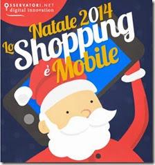 A Natale lo shopping è mobile