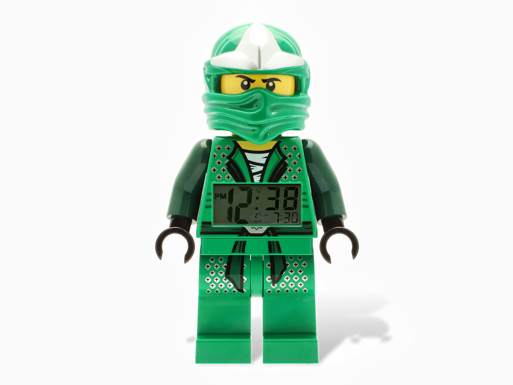 lego alarm clock instructions