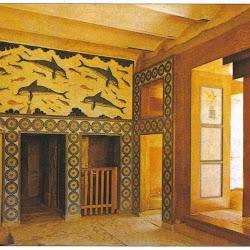 04 - Megaron del palacio de knossos