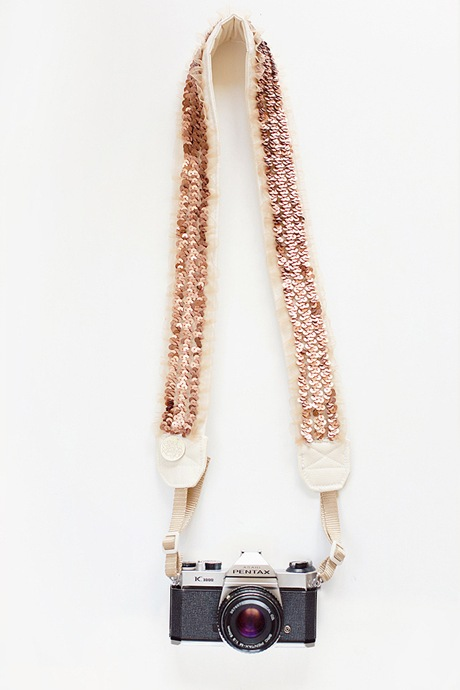 Bloom Theory Camera Strap