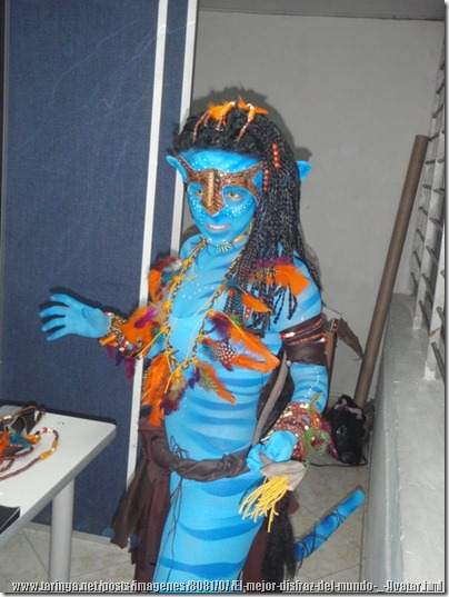 disfraz de avatar (2)