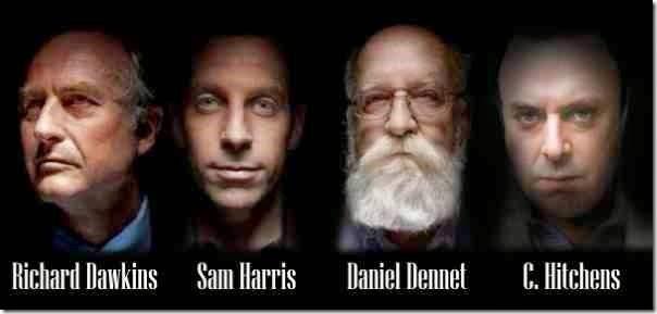 Os Quatro Cavaleiros do Ateismo
