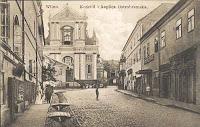 г. Вильно фото нач. ХХ века.