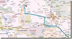 2013-01-09 Tucson to Parker AZ - Microsoft Streets & Trips 1112013 92529 AM.bmp