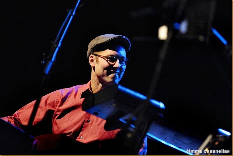 George Colligan, Barcelona 2013