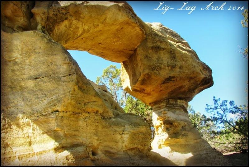 Zig Zag Arch 1