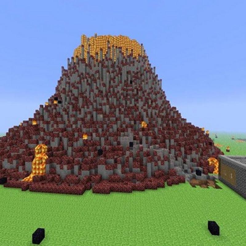Minecraft 1.3.2 - Natural Disasters Mod (catostrofi naturali)