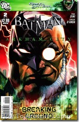 P00004 - Batman Arkham City #2