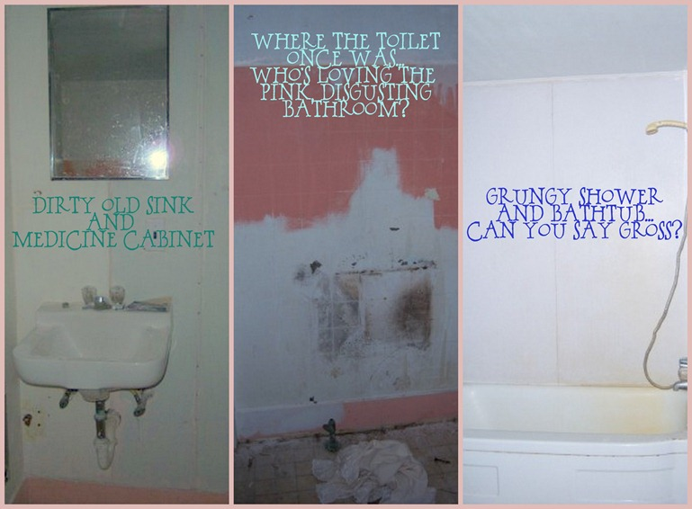 Bathroom Collage