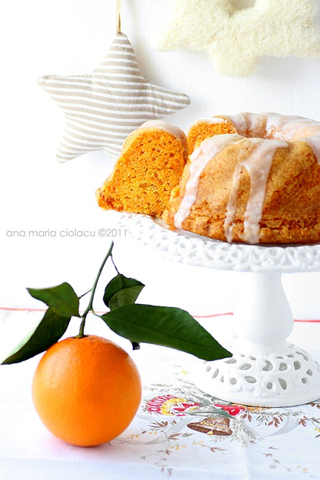Pumpkin bundt cake7