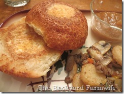 Bag End Breakfast - The Backyard Farmwife