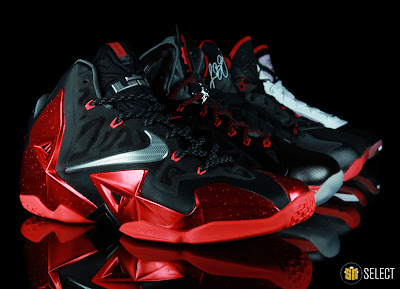 nike lebron 11 xx sn select five years petrie 6 03 The Petrie Era: Evolution of NIKE LEBRON VII XI by SN Select