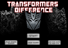 Transformers Difference Game
