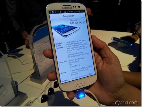 Pelancaran Samsung Galaxy SIII 14