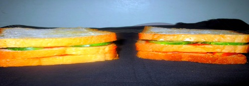 bread sandwich