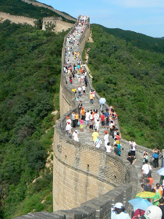 Travel to Beijing: The great Wall