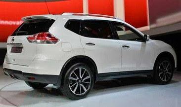 Nissan Xtrail baru