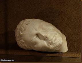 Cabeza de barón - Cara - Santacara - Museo de Navarra