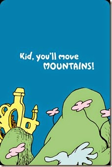 Dr Seuss Senders app Mountain