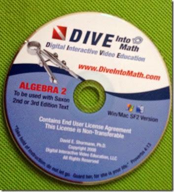 DIVE Algebra 2