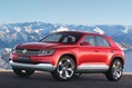 Volkswagen Cross Coupé Concept Seen On www.coolpicturegallery.us