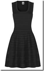 M Missoni Armadillo Knit Dress
