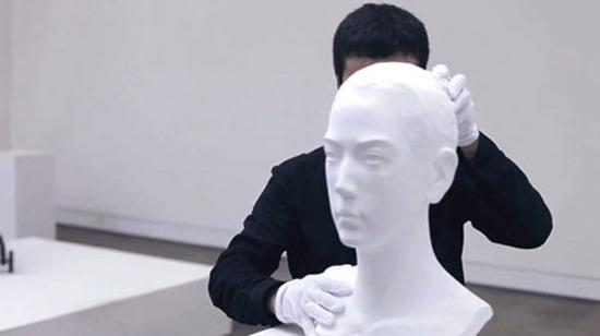 Esculturas papel Li Hongbo (4)