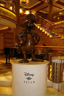 The Disney Dream Mascot